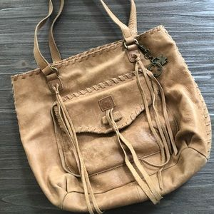 A used Lucky Brand bag but in great condition.
